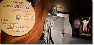 Viking and Medieval tour at Dublinia