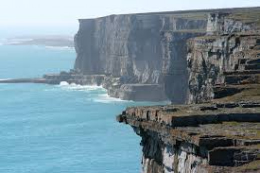 Aran Island is full of celtic heritage and they speak Gaelic here too. Photo taken from wonderfulireland website