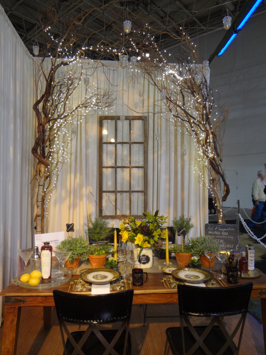 Tablescape by Art of Imagination