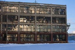 This is a Ford Motor Company plant in Highland Park Michigan or Illinois. It was shut down in 2009. This place might have not went the distance with life's changes but my dad certainly adapted well