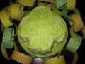 Chocolate Mint Layer Cake Recipe: St. Patrick's Day Shamrock Cake