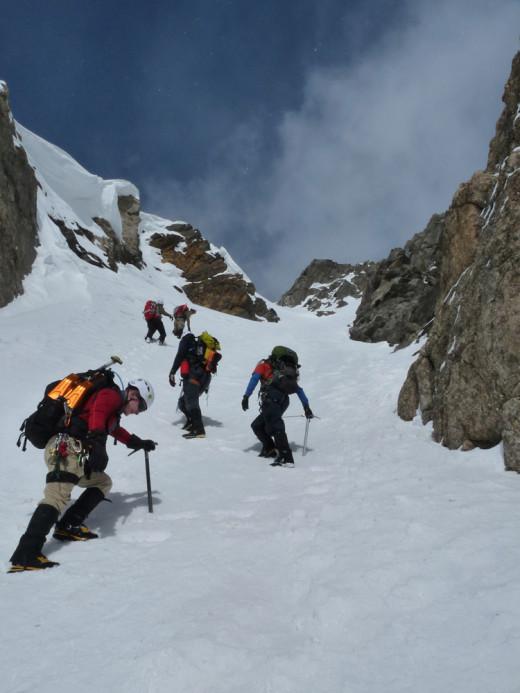 Mountains make great teachers