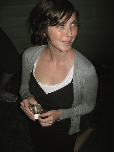 Disdain, disgust from Amanda ! flickr.com