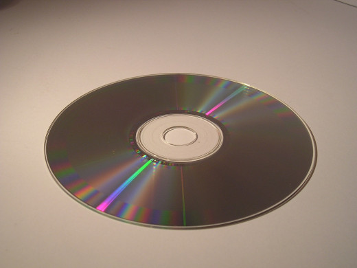 Yes, it's a CD