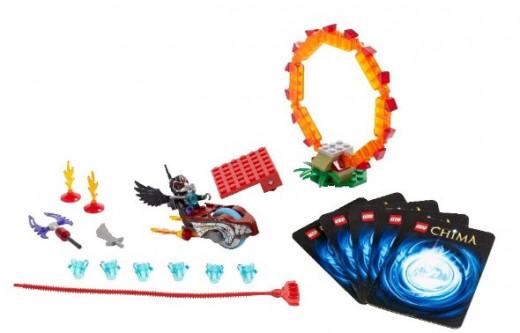 Lego 70100 - Speedorz Ring of Fire