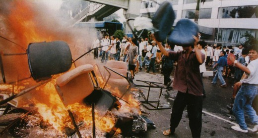 May 1998 Indonesia Riot