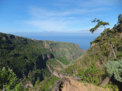 The Tenerife ravine Barranco de Ruiz is wonderful for walking