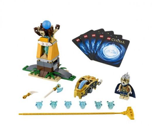Lego 70108 - Speedorz Royal Roost