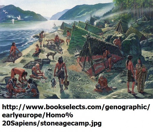 A Portrait of Stone Age Community