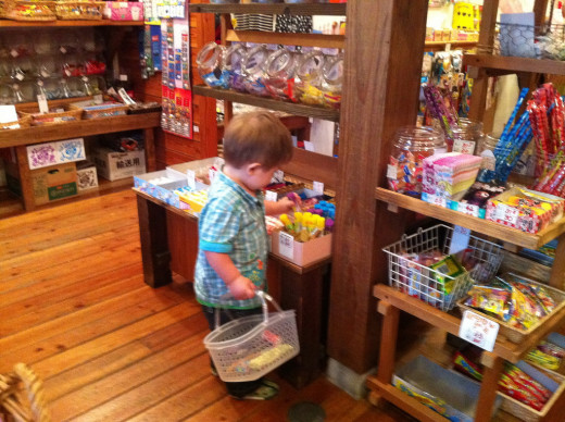 Even kids are being  effectively led in the shops