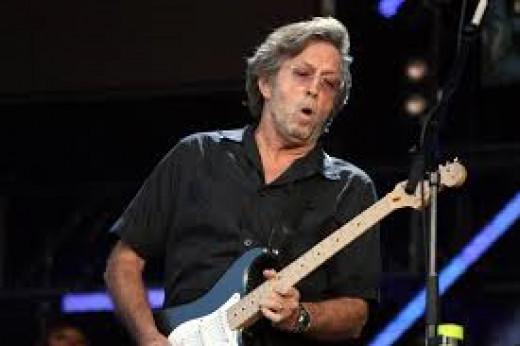 Aries musician trailblazer Eric Clapton