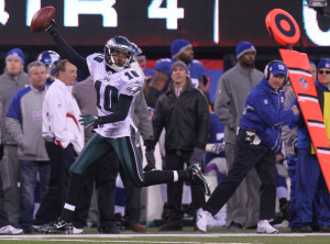 DeSean Jackson - Miracle at the Meadowlands II