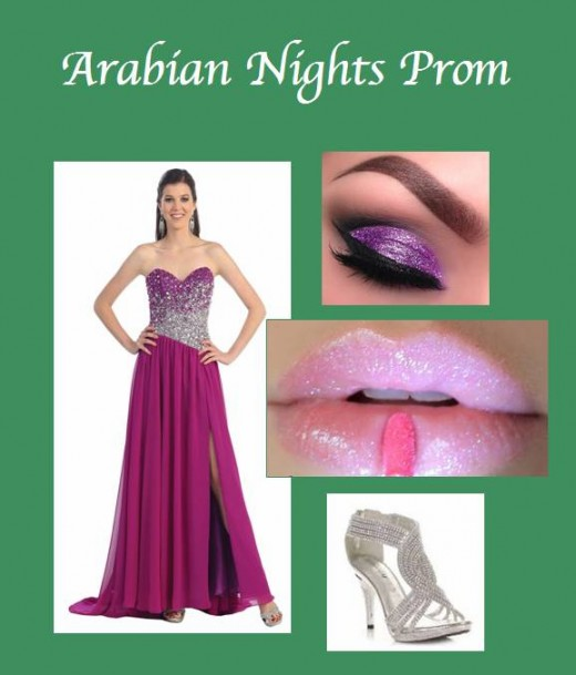 Arabian Nights Themed Prom Ideas 2014