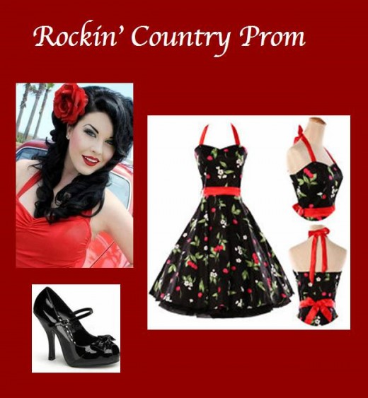 Rockin Country Themed Prom Ideas