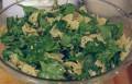 """Spinach Salad"" Pasta"