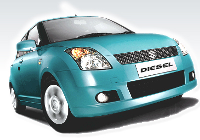 Maruti Swift Rocks