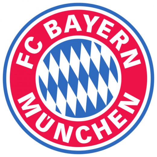F.C. Bayern Munich logo.