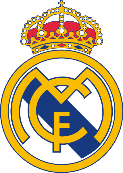 Real Madrid C.F. logo