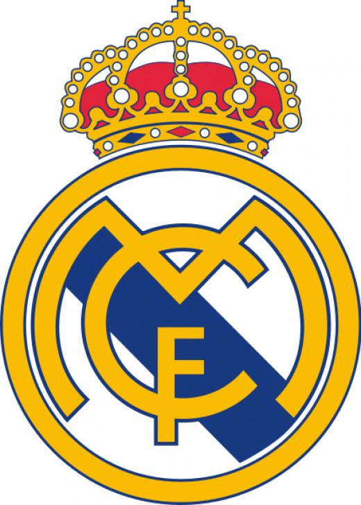 Real Madrid C.F. logo