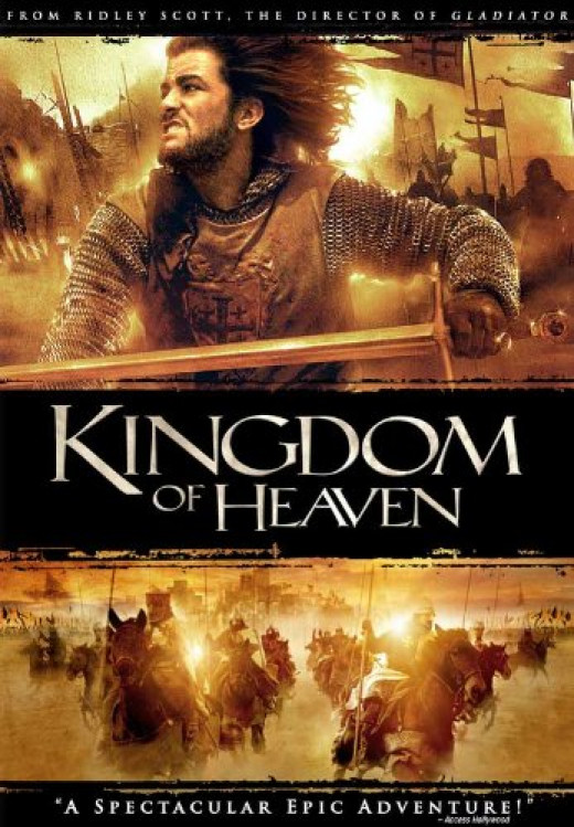 Kingdom of Heaven 27 x 40 Movie Poster - Style D