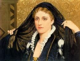 Olivia by Edmund Blair Leighton