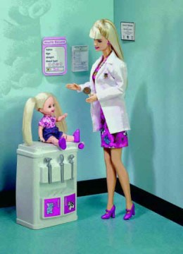 Barbie The Doctor!