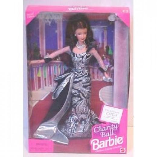 Charity Ball Barbie!