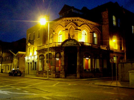 Avalon House, the best hostel in Dublin, and very close to all of the attractions.