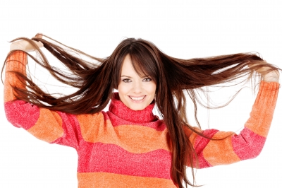 Enjoy your natural hair color