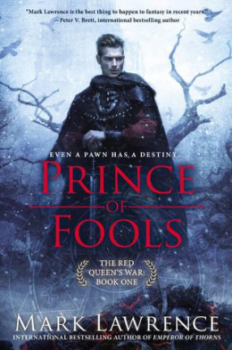 Mark Lawrence - Prince of Fools