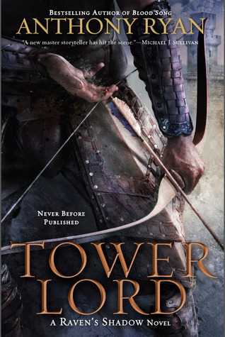 Anthony Ryan - Tower Lord
