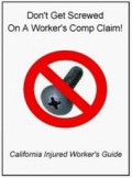 "READ: ""Don't Get Screwed"" Injured Workers Guide"
