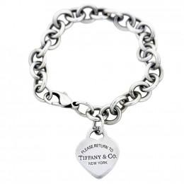 Famous Tiffany Heart Bracelet