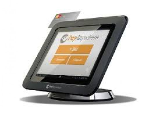 Sleek Profile and Amazing Features.  Isn't it time your business upgraded to a Point Of Sale System?  FOR FREE! Accept EMV and NFC today!