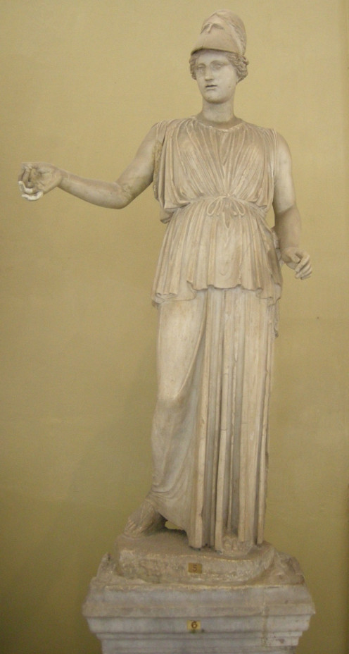Athena Goddess of Wisdom and Warfare