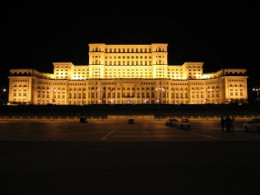 """Known as: Casa Poporului """"Palace of the People"""" or Palace of the Parliament"""