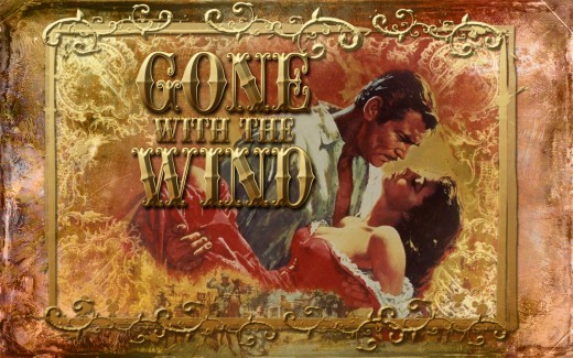 Gone With The Wind Cover Art