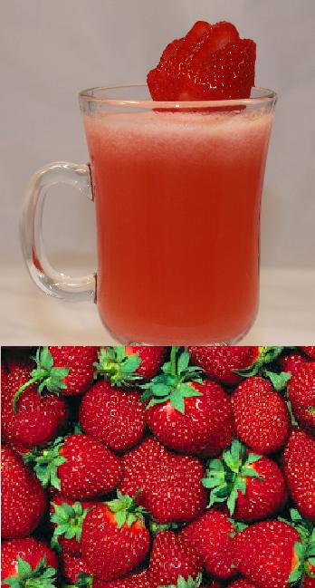 Strawberry Juice