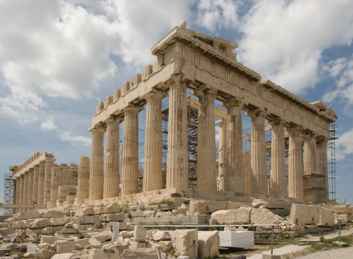 The Parthenon Today