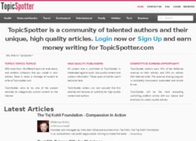 TopicSpotter.com