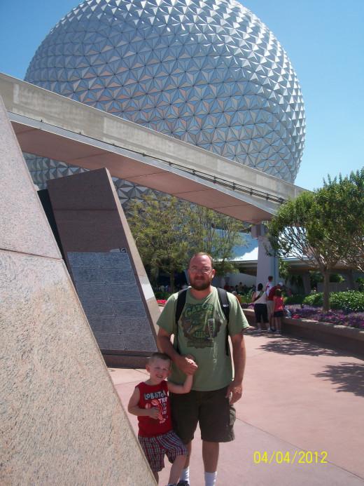Backpacking Disney World Orlando