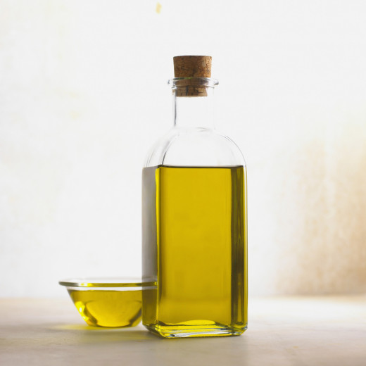 Olive oil is one of several oils used in oil pulling