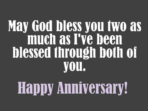 Christian happy anniversary message for parents