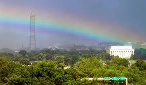 VIBGYOR: The Rainbow colors