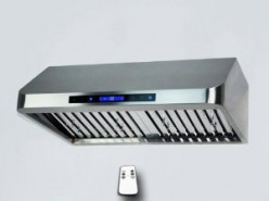 "Golden Vantage 30"" Range Hood - Review & Installation"