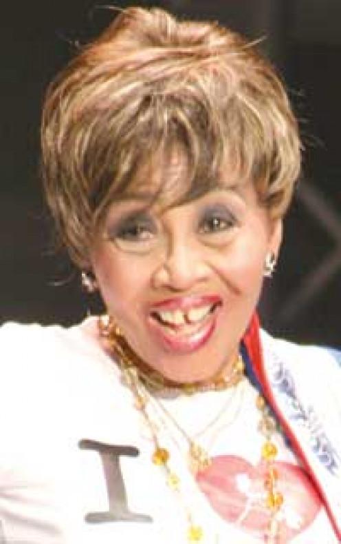 Elizabeth Ramsey. The mother of Jaya.