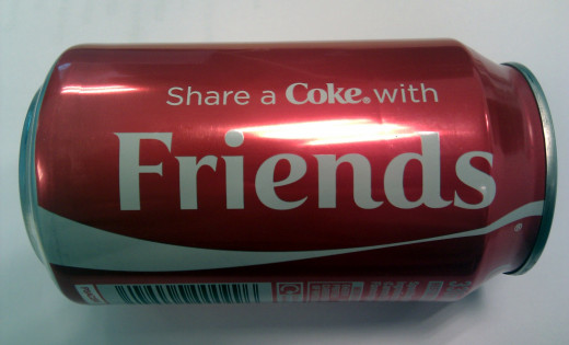 coke cola friends limited edition