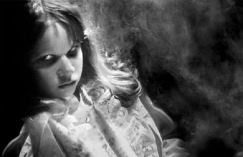 A demonic possession can cause a persons appearance to change dramatically