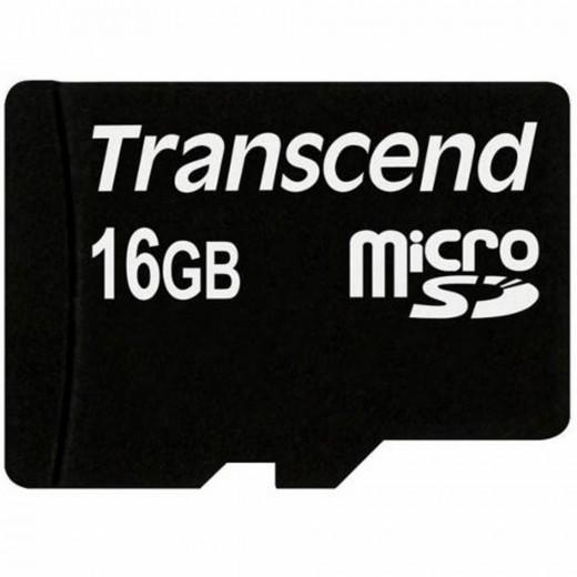 Transcend 16GB Standard MicroSD