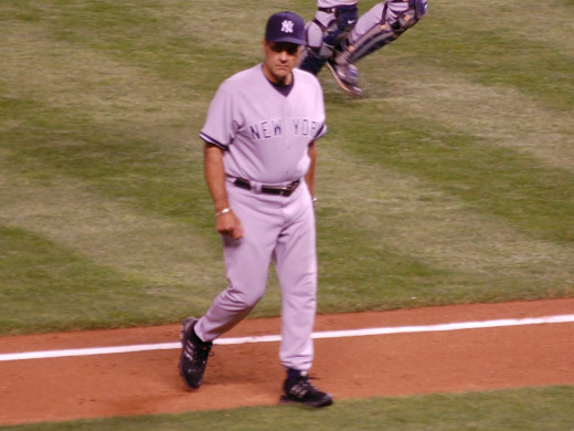 Joe Torre New York Yankees